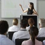 Taleskrivning og retorisk træning